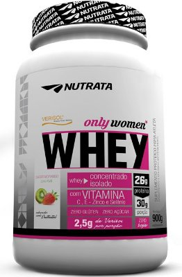 Only Women Whey (900g) Nutrata