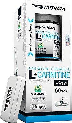 L-Carnitine (60 Caps) Nutrata