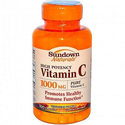 Vitamina C 1000Mg (30 Tabs) Sundown