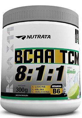 BCAA 8:1:1 TCM (300g) Nutrata