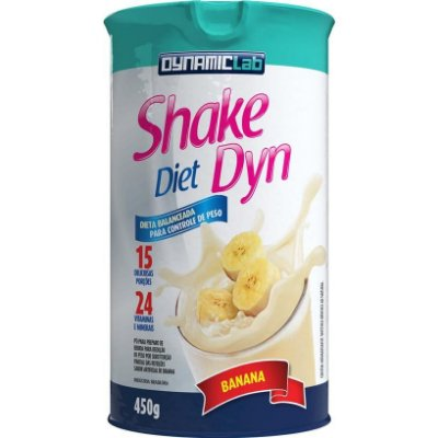 Shake Diet Dyn (450g) Dynamic Lab