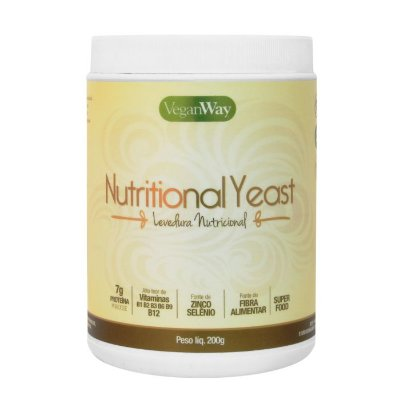 Levedura Nutricional (200g) Vegan Way