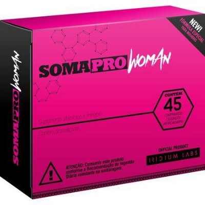 Soma Pro Woman (45 Caps) Iridium Labs