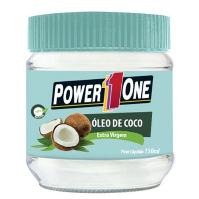 Óleo de Coco (150ml) Power One
