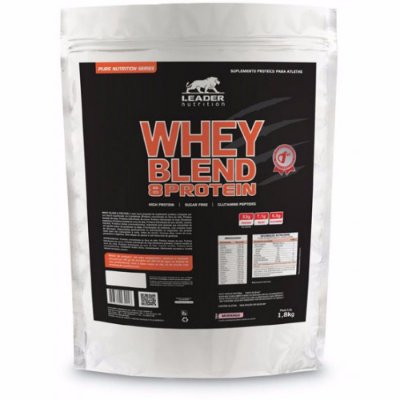 Whey Blend (1,8Kg) Leader Nutrition