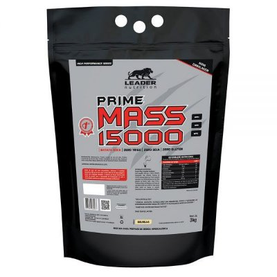 Prime Mass (3Kg) Leader Nutrition