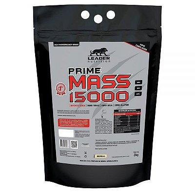 Prime Mass (3Kg) Leader Nutrition