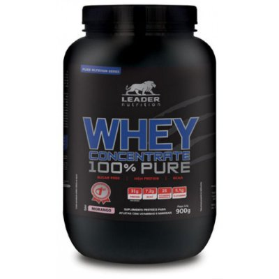 Whey Concentrate 100% (900g) Leader Nutrition