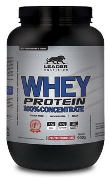 Whey Protein 100% (900g) Leader Nutrition