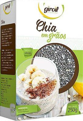 Chia em Grãos (250g) Giroil