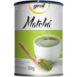 Chá Verde Matchá (30g) Giroil