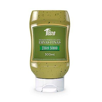 Molho Ervas Finas ZERO (300ml) Mrs. Taste