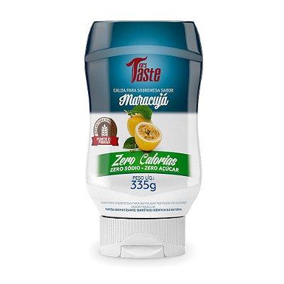 Calda de Maracujá ZERO (335g) Mr Taste