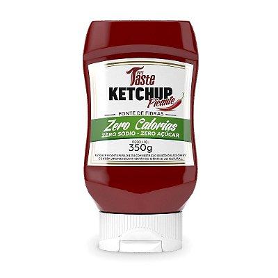 Molho Ketchup Picante ZERO (350g)