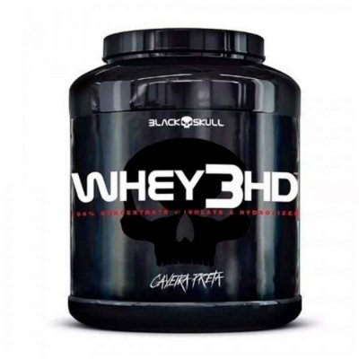 Whey 3HD (1,8kg) Black Skull