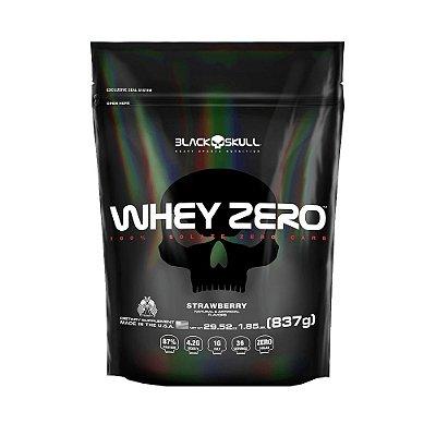 Whey ZERO (837gr) Black Skull