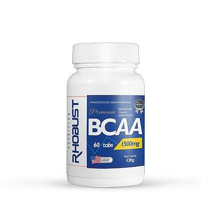 BCAA (60 tabs) 1500MG- Rhobust