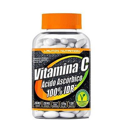 Vitamina C (120 Tabs) - Lauton Nutrition