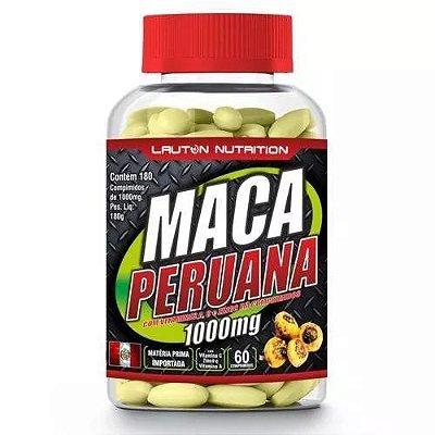 Maca Peruana 1000mg  (60 Tabs) - Lauton Nutrition