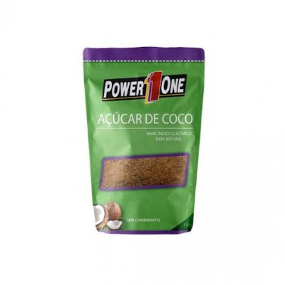 Açucar de Coco (100g) Power One