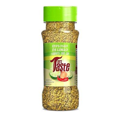 Tempero ZERO - Explosão de Limão (60g) Mrs Taste