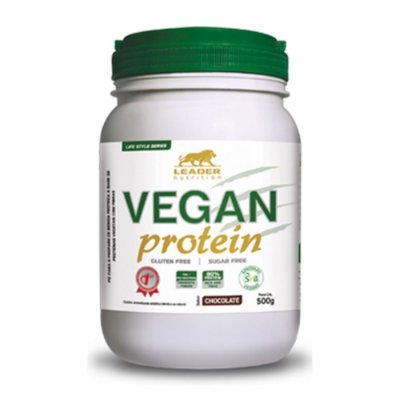 Vegan Protein (500g) Leader Nutrition