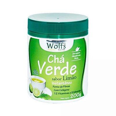 Chá Verde (200g) - Wolfs