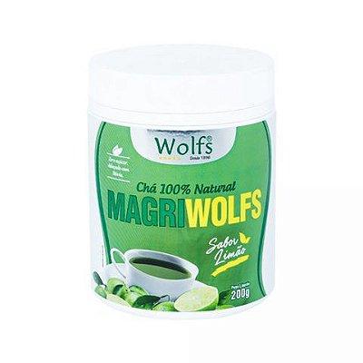 Chá Magriwolfs - 100% Natural (200g) - Wolfs