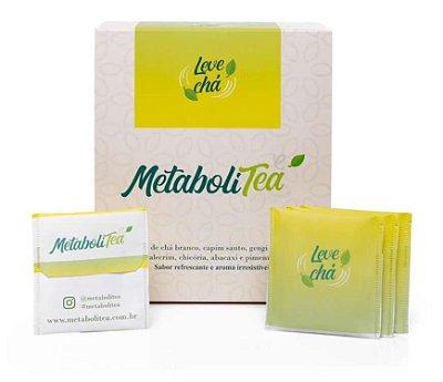 Metabolitea- Leve Chá  (60 sachês)