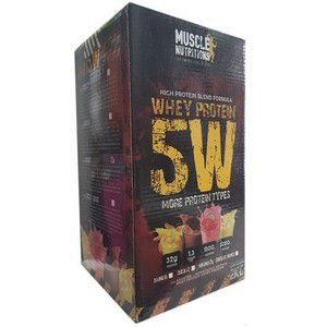 Whey Protein 5W (2Kg)  Muscle Nutritions