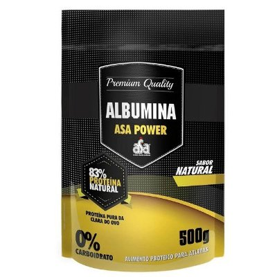 Albumina (500g) Asa Power