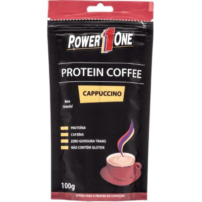 Protein Coffee (100g) Power One