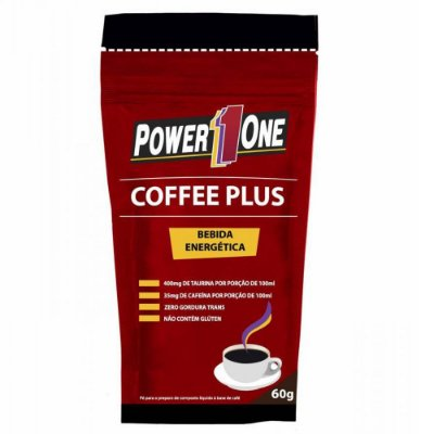 Coffee Plus (60g) Power One