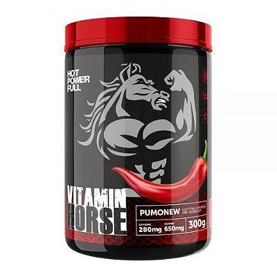 Pré Treino Pumonew (300g) Vitamin Horse