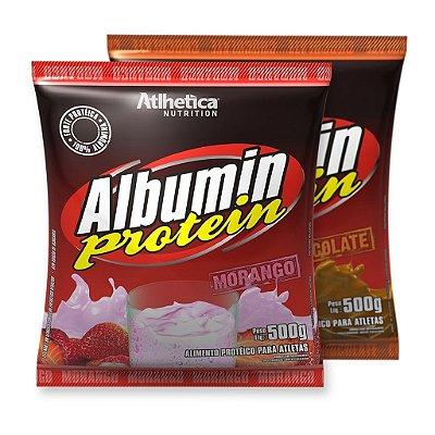 Albumina (500g) Atlhetica