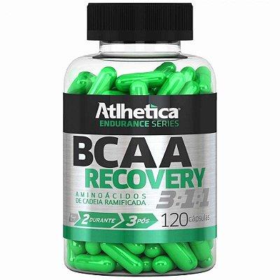 Bcaa Recovery 3:1:1 ( 120 caps ) Atlhetica