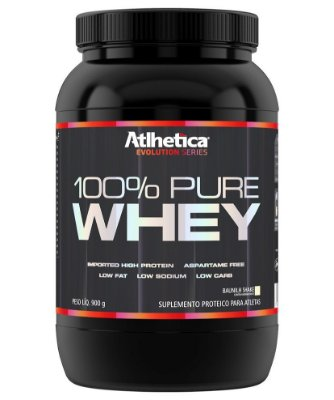 100% Pure Whey (900g) Athletica