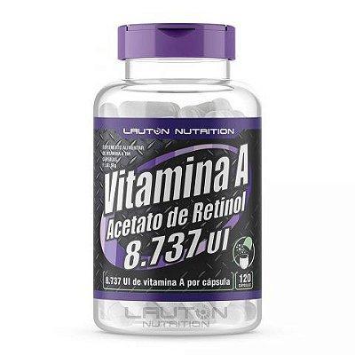 Vitamina A (120 caps) - Lauton Nutrition