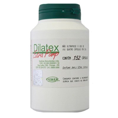 Dilatex (152 Caps) - Power Supplements