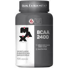 BCAA 2400 (100 Caps) Max Titanium