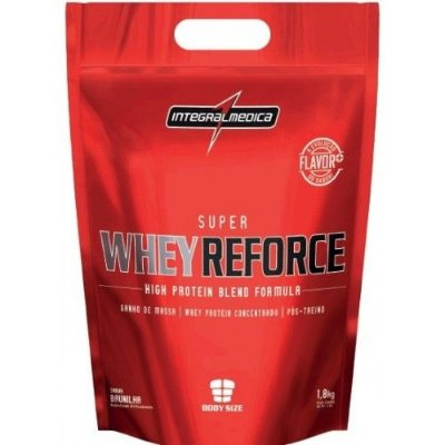 Super Whey Reforce (907g) IntegralMedica