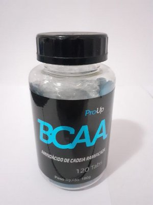 BCAA (1,0gr) 120 TABS - ProUp