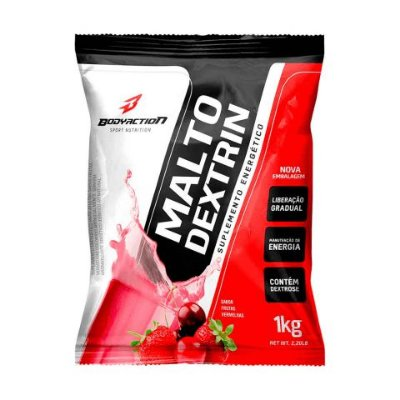 Maltodextrin (1Kg) BodyAction