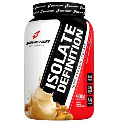 Isolate Definition (900gr) - BodyAction