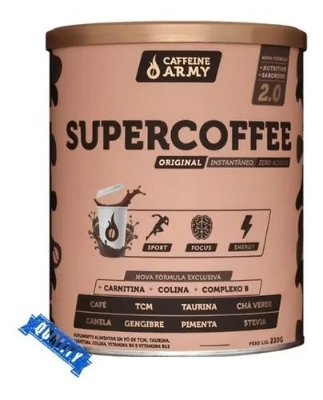 Termogenico SuperCoffee 2.0 (220gr)