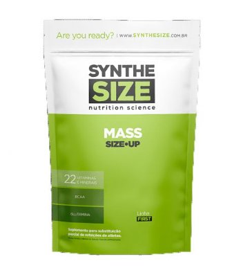 Hipercalorico Mass (2,8kg) Synthesize Nutrition
