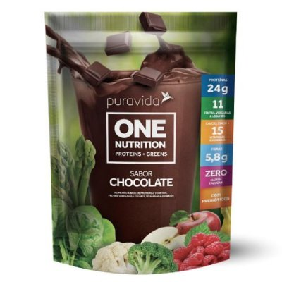 One Vegan Proteins + Greens (900g) - PuraVida