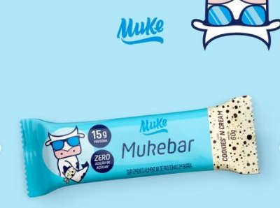Barra de Proteina- MukeBar +MU (1 unidade)