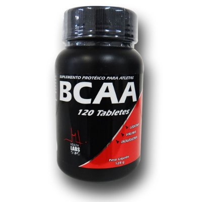 BCAA (120 tabs) Health Labs