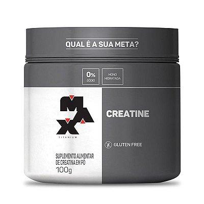 Creatine (100g) Max Titanium